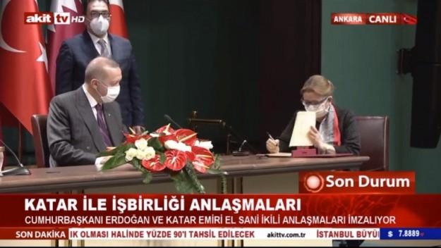 Türkiye ile Katar arasında dev anlaşma