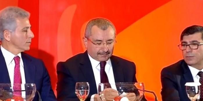 Türkiye Kupası kura çekimine damga vuran olay! 'Sivas'ı çekme'