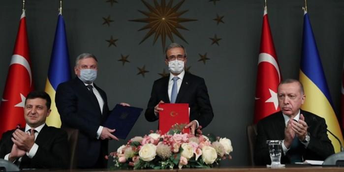 Türkiye ve Ukrayna'dan kritik adım! Birlikte yapılacak