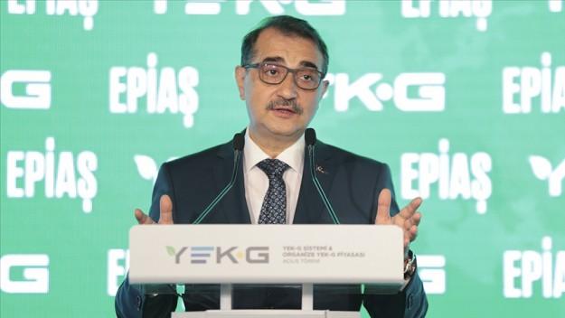 Türkiye'nin 'yeşil elektrik piyasası' işleme açıldı