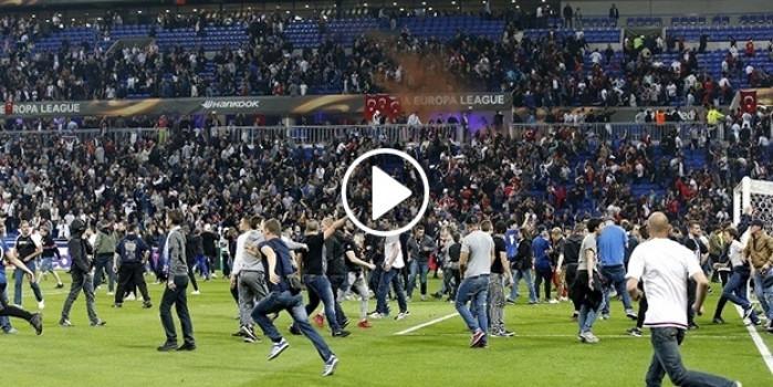 UEFA'dan Beşiktaş ve Lyon'a 1 sene men cezası