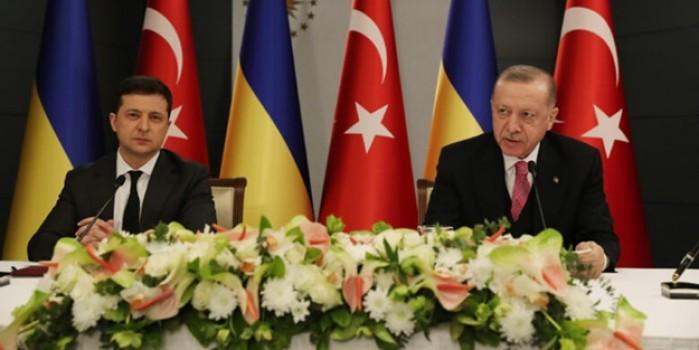 Ukrayna Türkiye'den silah almak için harekete geçti