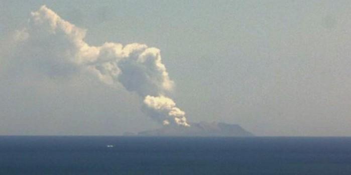 Ülkede yanardağ yeniden faaliyete geçti! Ölü ve yaralılar var