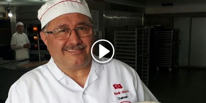 Ünlü baklavacı Ramazan'da tatlı tüketimi ile ilgili tavsiyeler verdi
