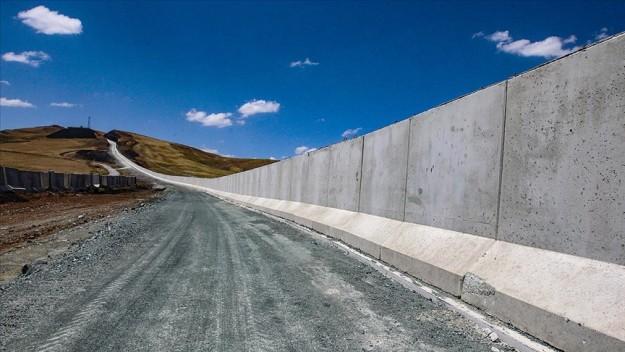 Van'ın İran sınırı modüler duvar ve teknolojik imkanlarla daha güvenli olacak