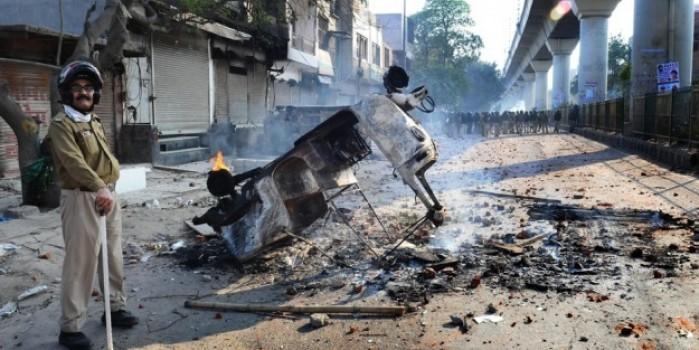 Vatandaşlık yasası protestosu: 7 ölü
