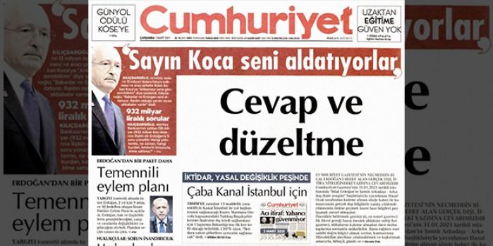 Yalan makinesi boş durmuyor! Erdoğan ailesine attıkları çamur suratlarına yapıştı