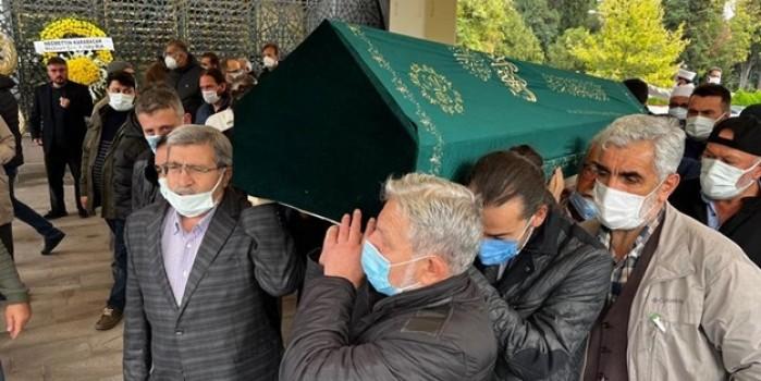 Yalçın Turgut Balaban son yolculuğuna uğurlandı