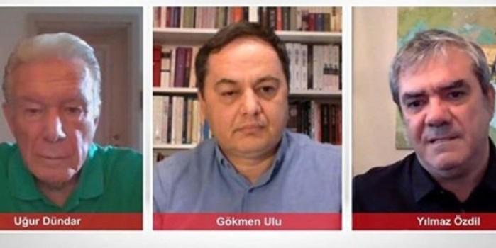 Yılmaz Özdil yine maske yalanına sarıldı: