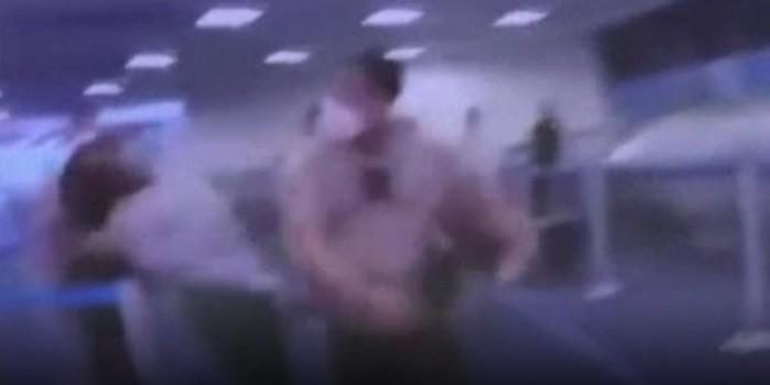 Yine ABD polisi, yine şiddet