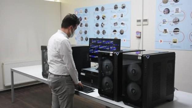 Yüksek Performanslı Hesaplama Laboratuvarı Ar-Ge çalışmalarında katkı sağlıyor