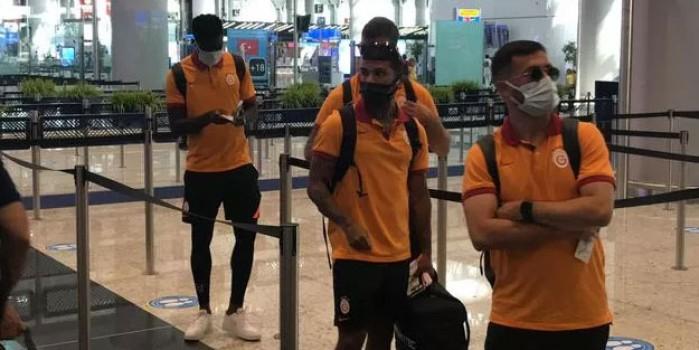 Yunanistan'dan Galatasaray'a test zulmü