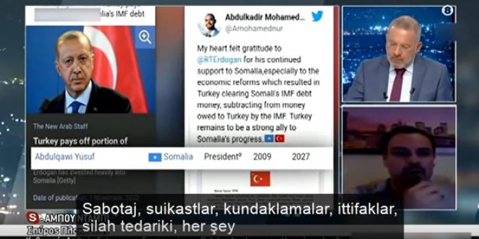 Yunanistan'ın gözü döndü! İyice kudurdular: Türkiye için suikast çağrısı!